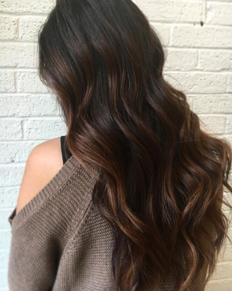 These Low-Maintenance Hair Looks Are Easy On Your Wallet (No Upkeep!) #refinery29  http://www.refinery29.com/2016/11/130356/low-maintenance-hairstyles#slide-5  The raven-haired set might find this a bit challenging, so Kownacki advises to stay away from a color that's more than two shades lighter than your natural depth and chat with your colorist about upkeep. ...