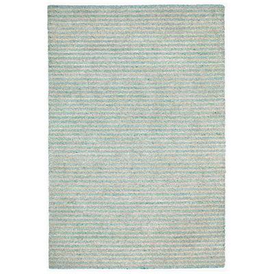 Trans Ocean 6850/04 Wooster Aqua Stripes Outdoor Rug