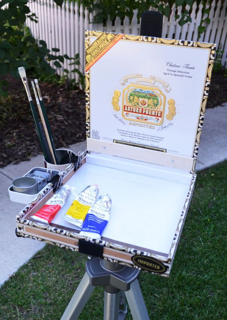29 Best Images About Plein Air Painting On Pinterest