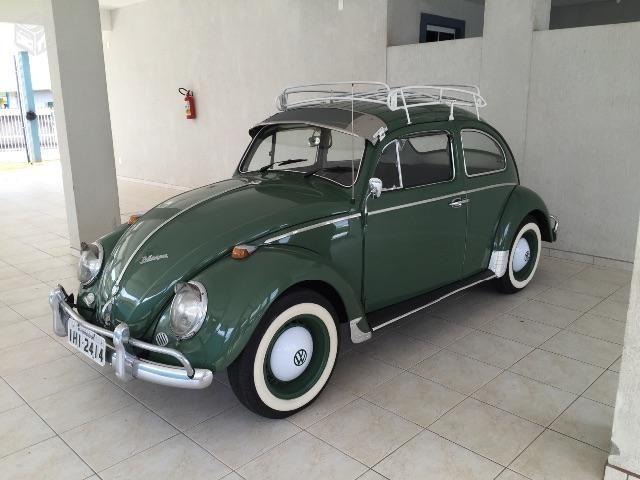 Vw - Volkswagen Fusca original 1965