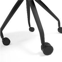 La Forma Lars Bureaustoel - Zwart