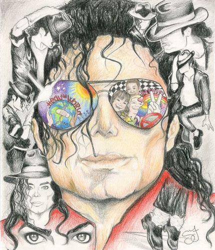 Michael Jackson Art - Michael Jackson Photo (11475030) - Fanpop