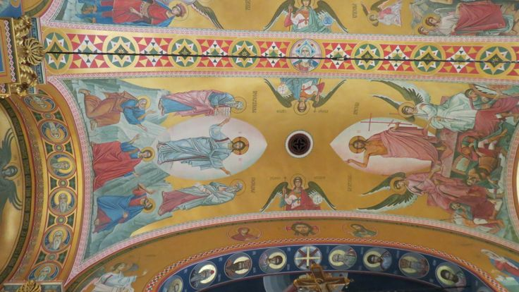 Jézus színeváltozása és feltámadása ikon