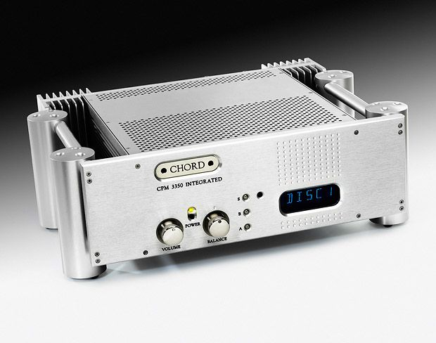 Chord CPM 3350 stereo integrated amplifier