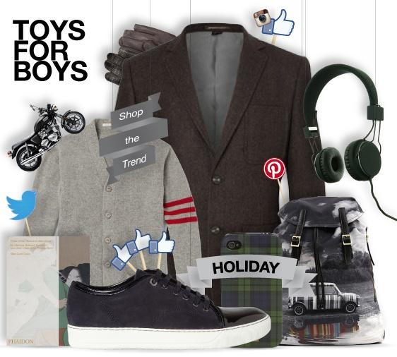 toys for boys - christmas holiday - shopthemagazine.com #gifts #christmas #boys