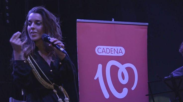 ¡Así vivimos el momento en que Ruth Lorenzo batía #UnRécordPorEllas! El sábado volveremos a escuchar en directo #Voces, el himno oficial de Cadena 100 POR ELLAS, en Barclaycard Center.