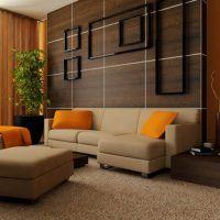 15 Attractive Ideas To Enter Orange Color In Your Interior Design