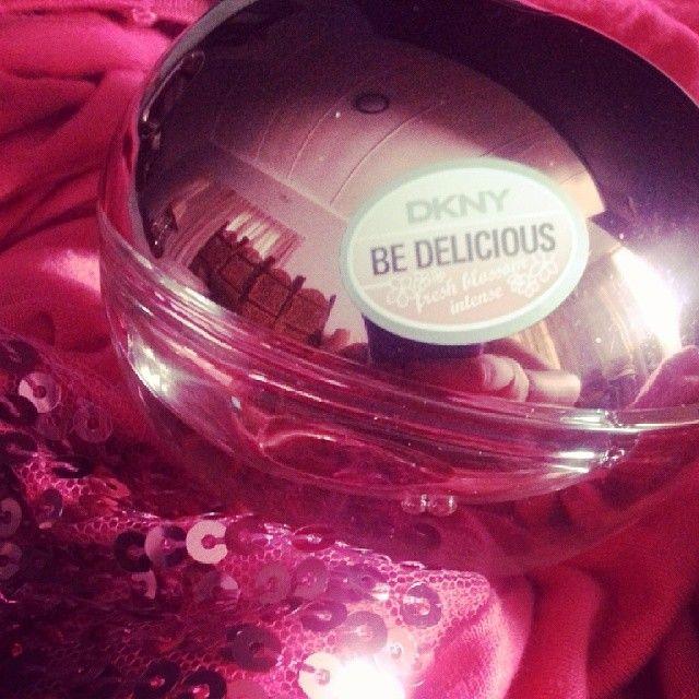 @k delesoy DKNY Be Delicious Fresh Blossom Intense #Padgram