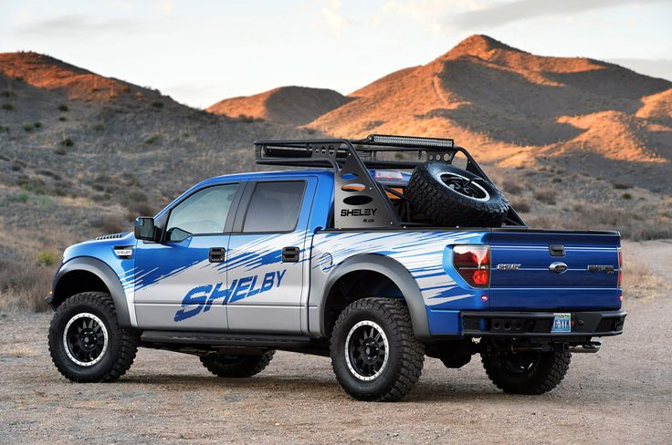 2013 Shelby Ford Raptor