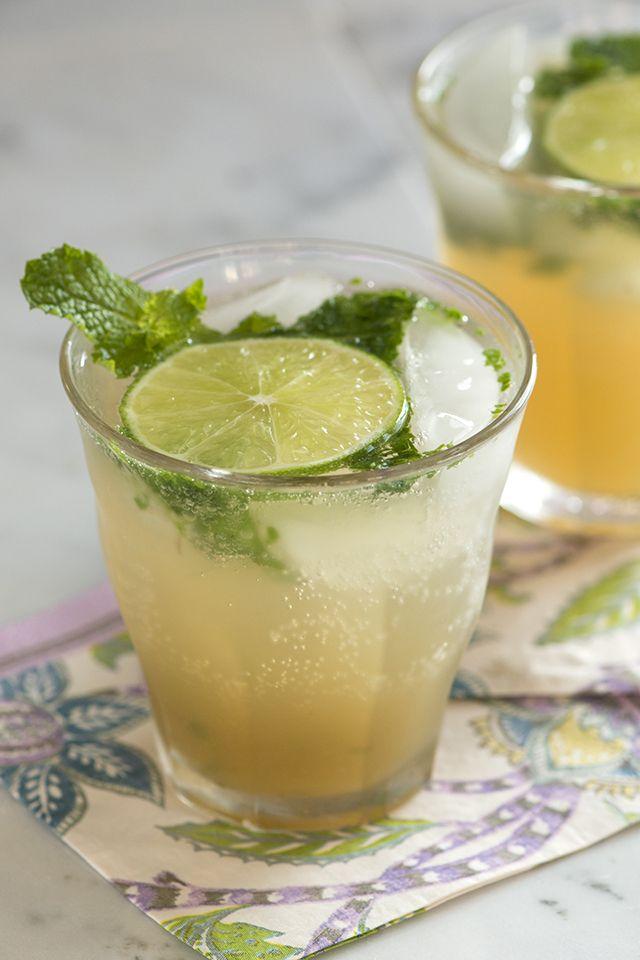 Classic Rum Mojito Cocktail