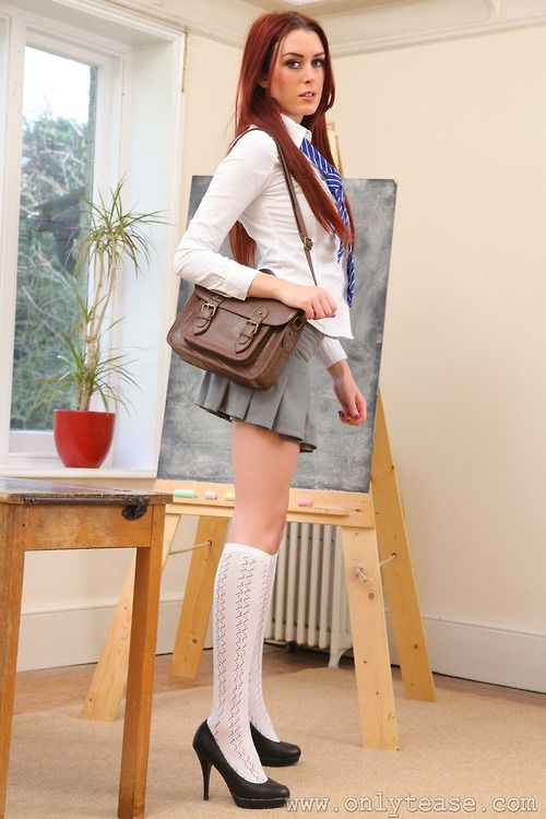 school uniforms teen spanking