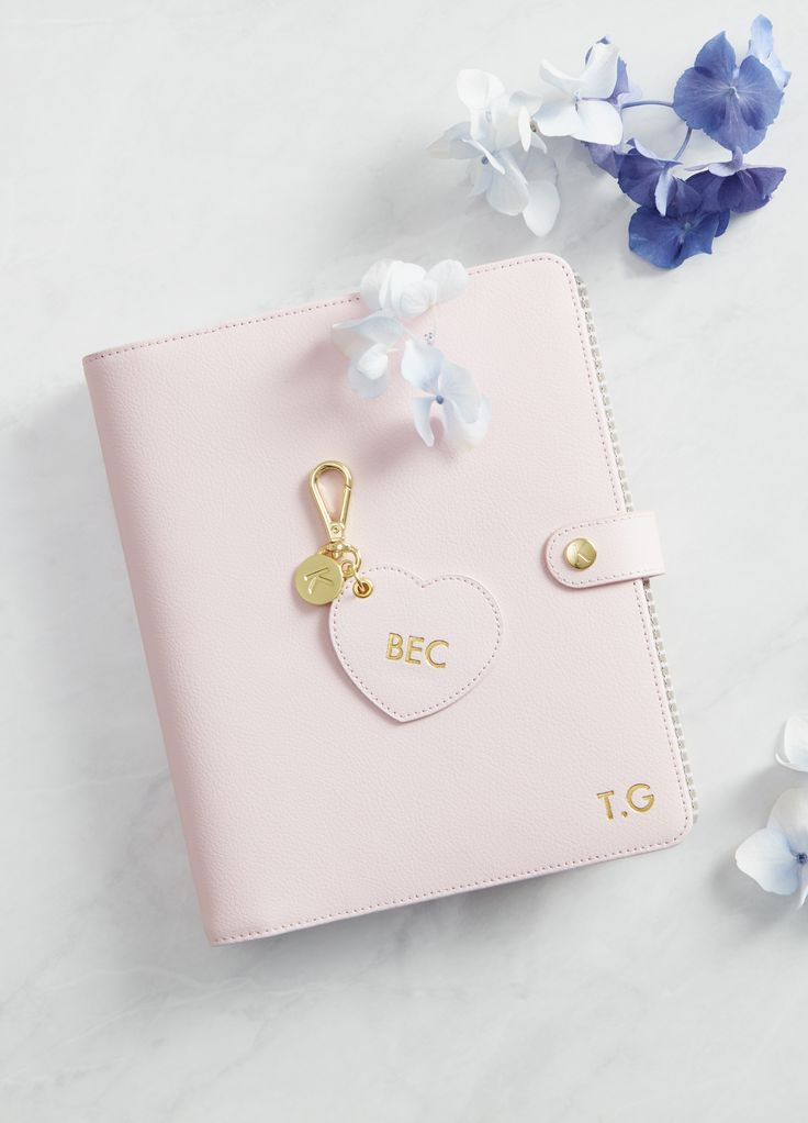 Customise your planner with kikki.K Monogramming