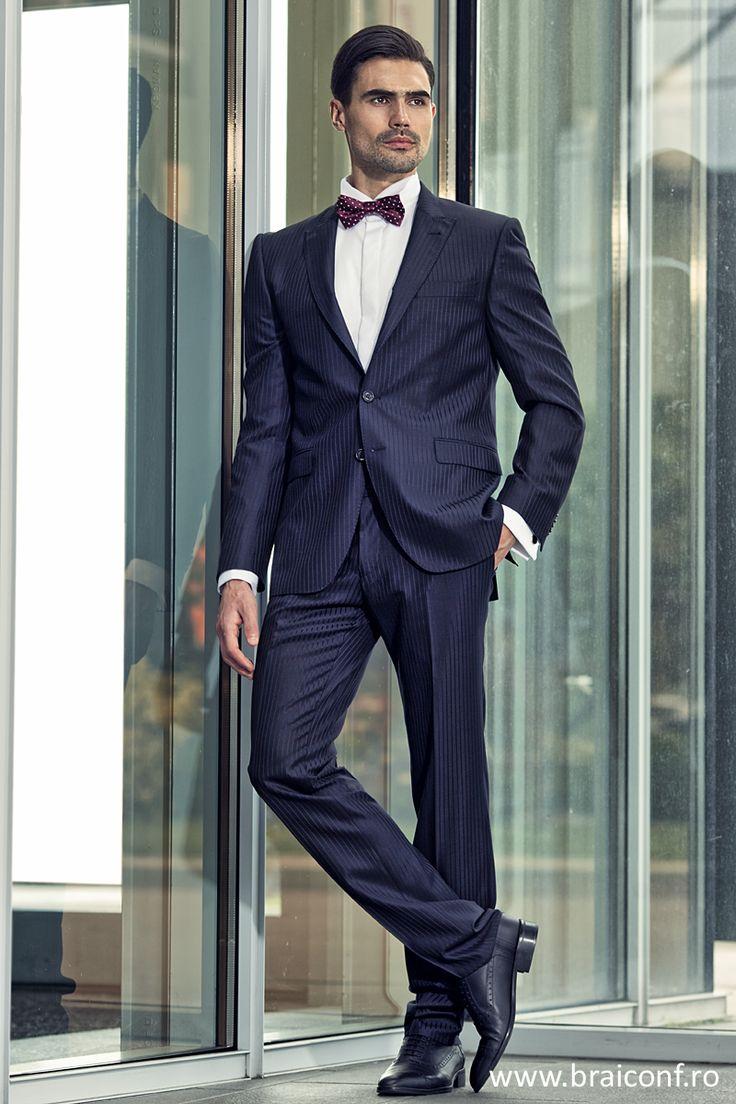 Colecția Braiconf Royal se adresează domnilor care apreciază rafinamentul și excelența unei ținute impecabile, pornind de la cămașă, până la costum și accesorii. Piesele vestimentare prezentate marchează perfect tranziția de la ținuta impecabilă de eveniment, de seară, la cea chic de zi.  www.braiconf.ro/magazine/magazine_17  Fii exigent cu imaginea ta și alege calitatea Braiconf - cel mai mare producător de cămăși din România, cu tradiție din 1950!