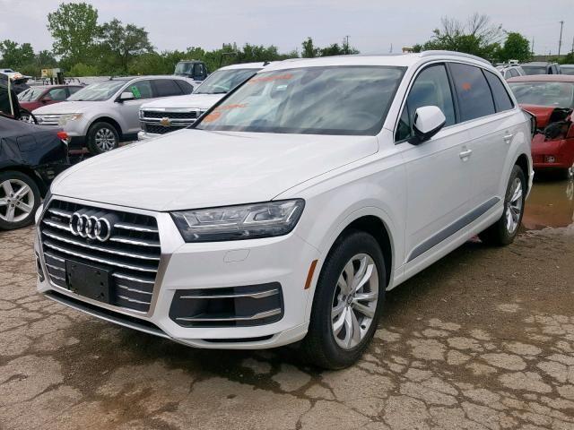 2019 Audi Q7 Premium 3 0l 6 In Ks Kansas City For Sale At Autobidmaster Audi Q7 Kansas City Audi