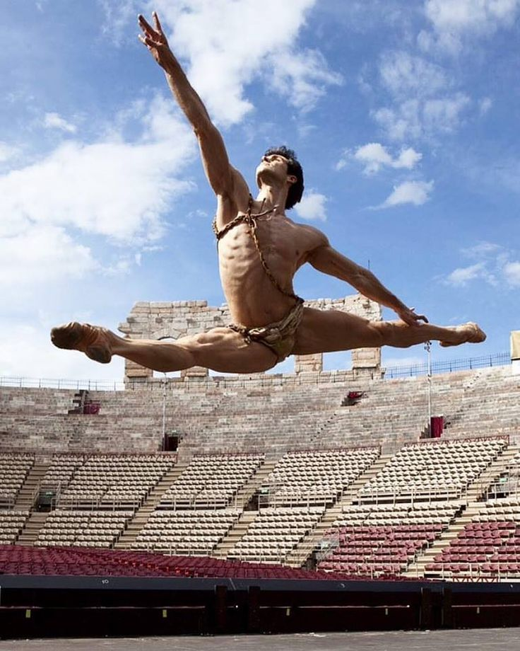 Roberto Bolle Official Page