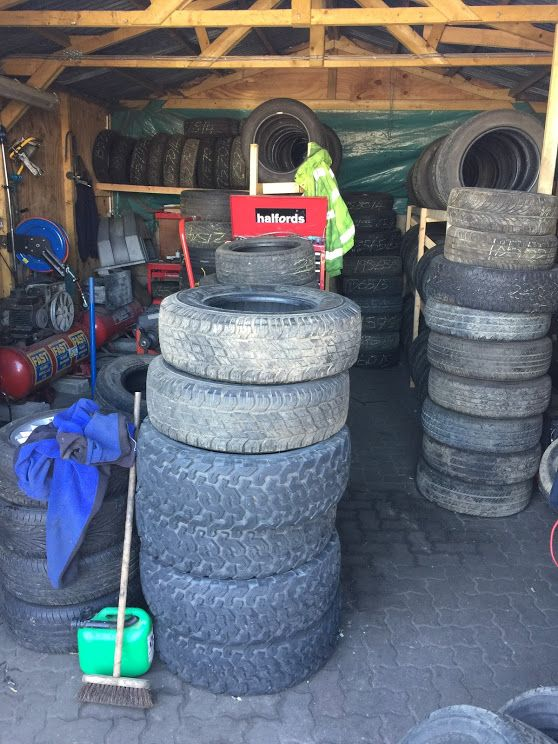 Cheap Part worn tyres in Swindon