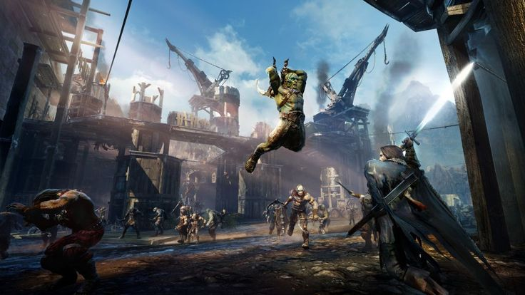 Giveaway: Middle Earth: Shadow Of Mordor Game Of The Year Edition On Steam | Pintereste Giveaway