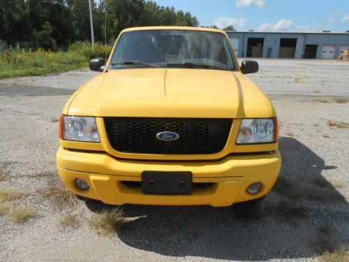 2002 Ford Ranger Edge Extended Cab Pickup 4-Door 4.0L, image 1