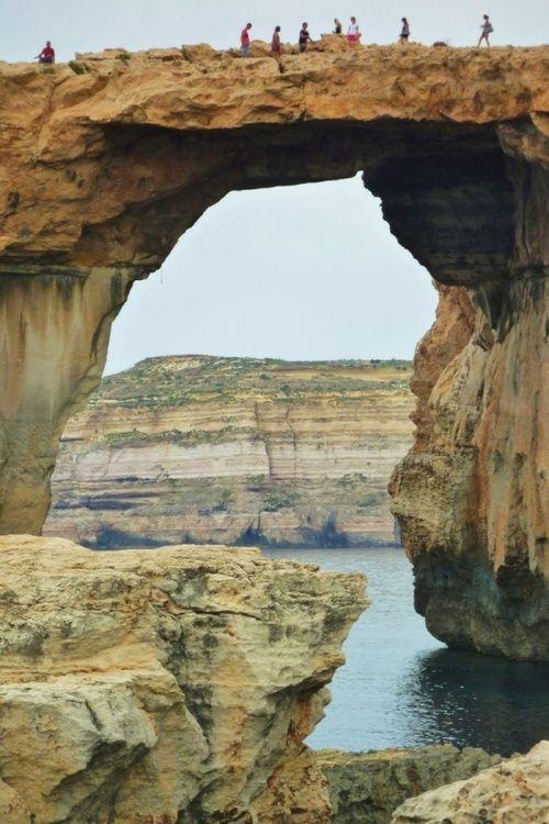 Azure Window / Gozo / Malta