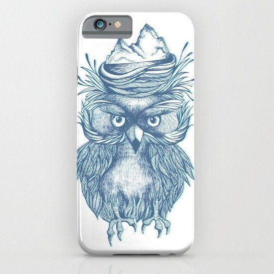 Night Owl 7 iphone case, smartphone - Balicase