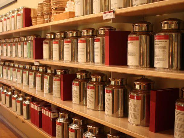 Where to Buy Tea in San Francisco: Red Blossom Tea Company ...
