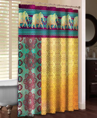 Marrakesh Shower Curtain – Laural Home