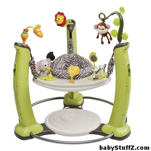 Baby Jumper - Evenflo ExerSaucer Jump and Learn Jumper Jungle Quest - Best Baby Jumpers Bouncers and Swings #babyBouncer #babyBouncerSeat #babyBouncers #babyJumper #babyJumperoo #babyJumpers #babyRocker #babyRockers #babySwing #babySwings #BabySitterBalance #bestBabyJumper #bestBabySwing #bestBabySwings #bouncerForBaby