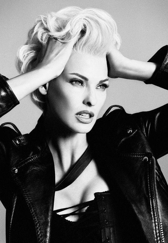 Linda Evangelista #photography #fashion #fashionphotography