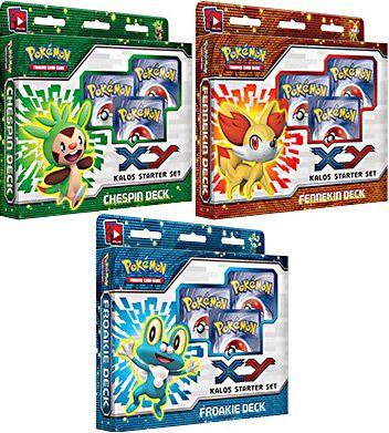 i <3 pokeman cards Kalos Set of 3 Theme Decks X & Y Pokemon X & Y Pokemon USA