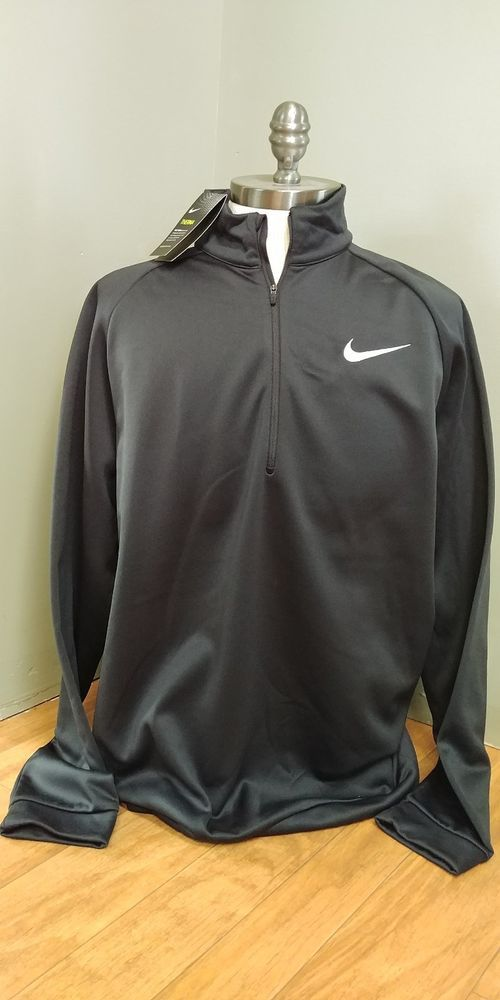 d19f31902f12 NIKE MENS BRAND NEW THERMA DRI FIT 1 2 ZIP SWEATSHIRT SIZE XLT  55  fashion   clothing  shoes  accessories  mensclothing  activewear (ebay link)