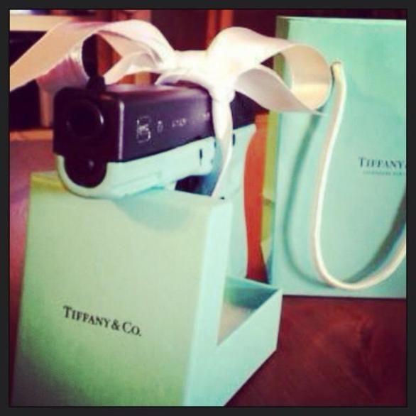 Tiffany & CO. Glocks! I want one!!!!!