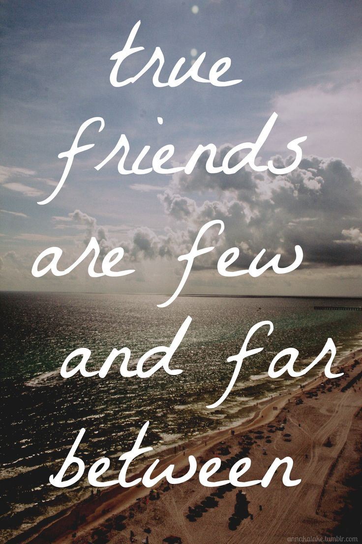 Gone through a lot and most aren't true. Hard to find real people and friends. No competition. No underlying hate. No jealousy. Just being there for one another to vent without judgment, to laugh over stupid things and to love through the good and bad.