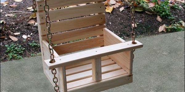 25 unique child swing ideas on pinterest play for Child swing plans free