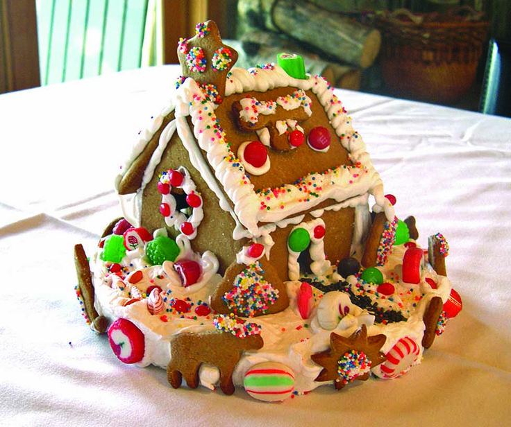 Patterns And Directions To Create Your Own Gingerbread