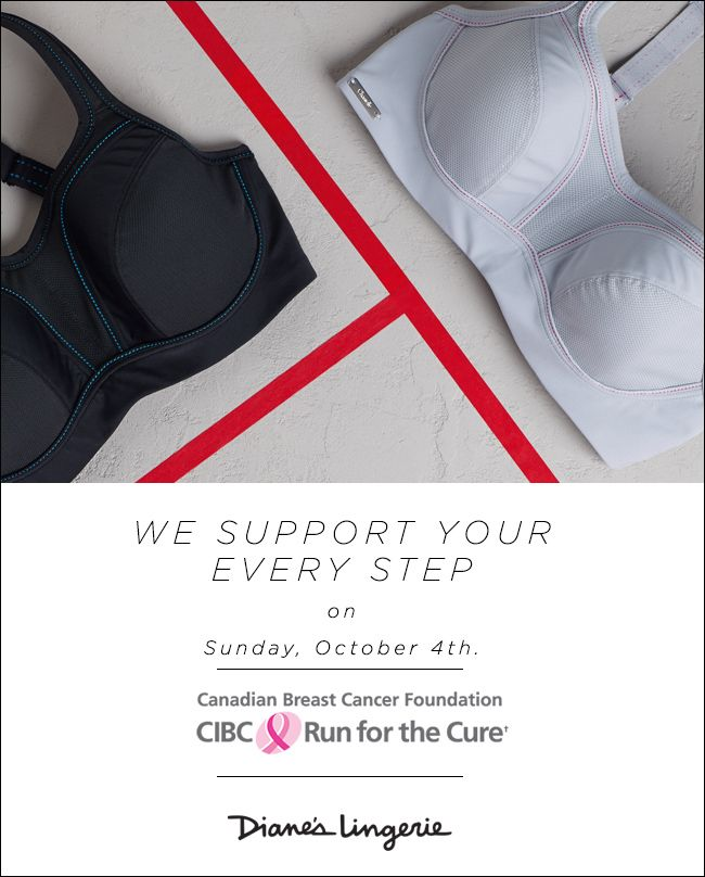 We Support You. CIBC Run for the Cure