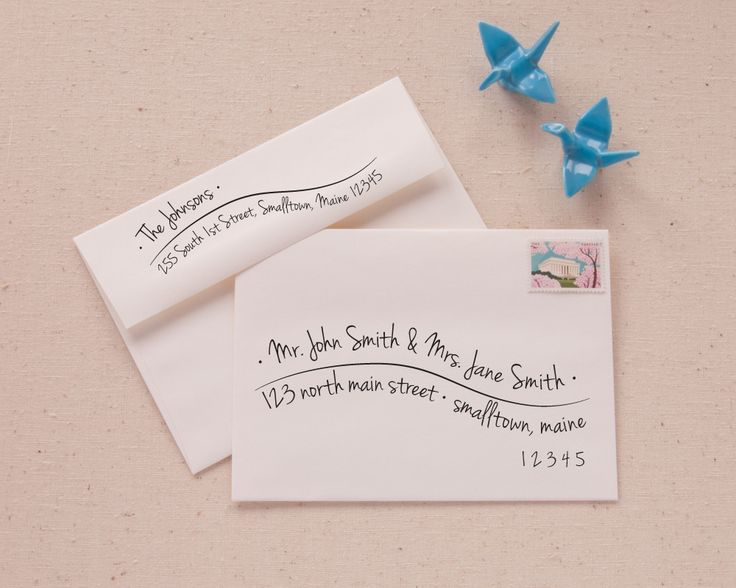 88 best Envelope Addressing images on Pinterest Autumn weddings - sample a7 envelope template