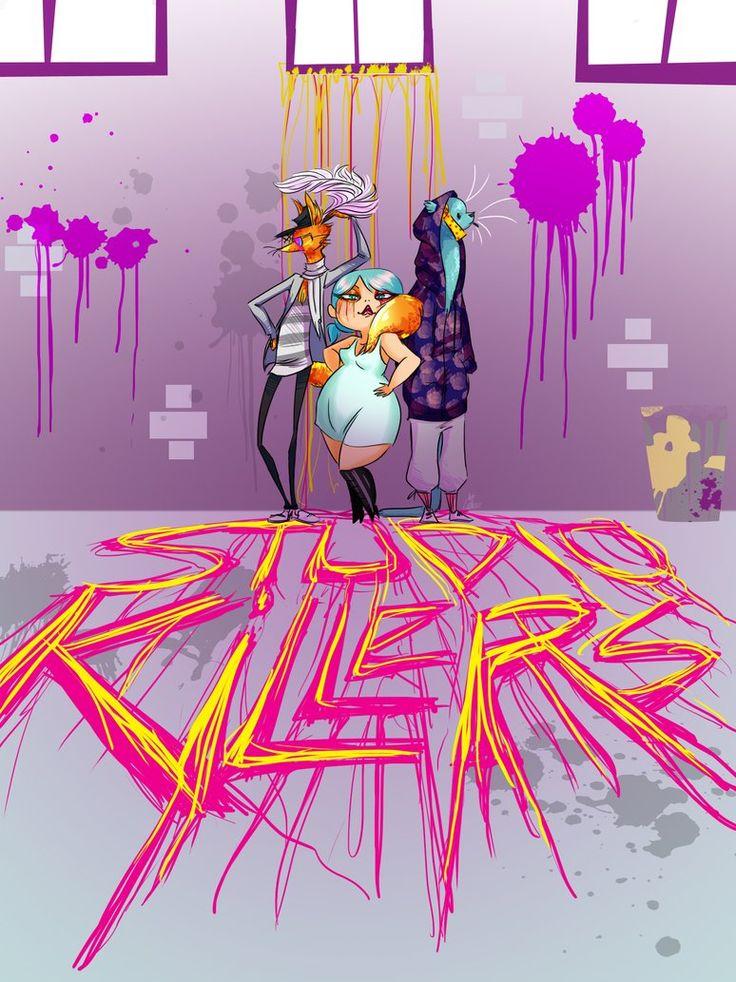 Studio Killers Revamp by Lollonz on deviantart.com