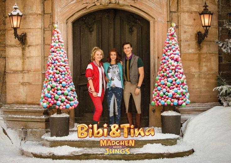 Bibi und Tina feiern Weihnachten | Bibi&Tina | Echte Postkarten online…