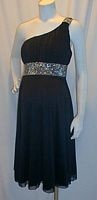 Formal maternity dress - for weddings and holiday parties