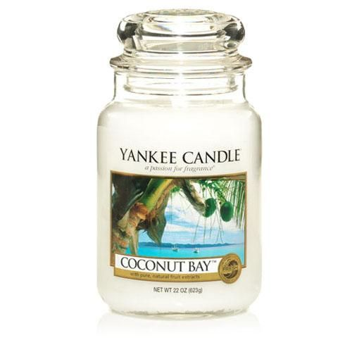 Coconut Bay Large Jar