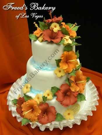 hawaiian wedding cake designs 55 best wedding vendor las vegas freed s bakery images 15110