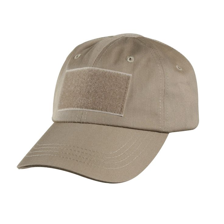 Tactical Operator Hat - Tan