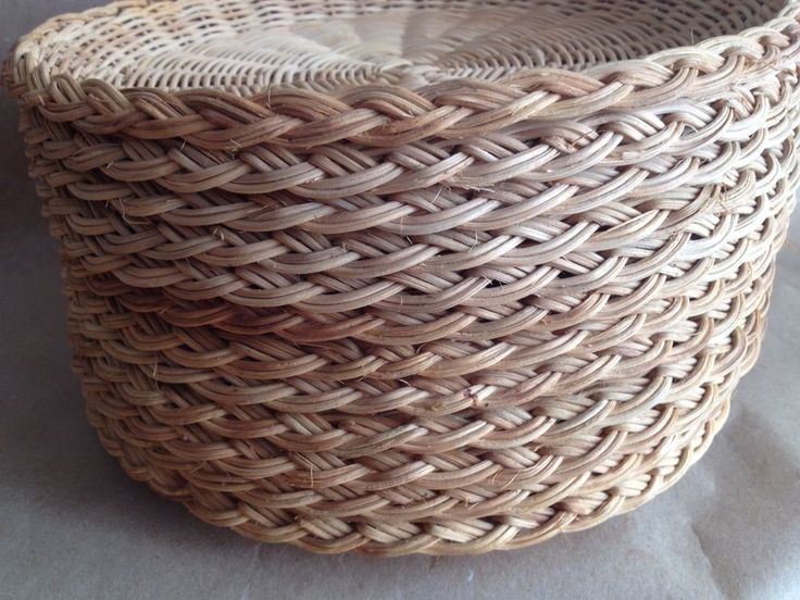 Lot Of 12 Sturdy Wicker Paper Plate Holders Natural Colors 9 Quot Natural Colors Colors And