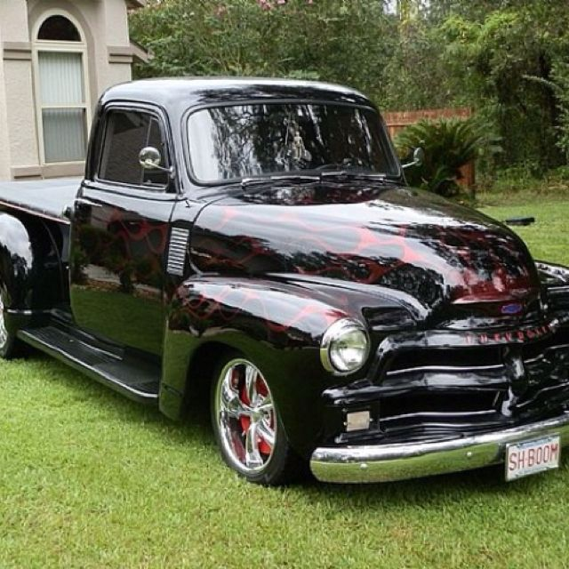 17 Best Ideas About Chevy Stepside On Pinterest