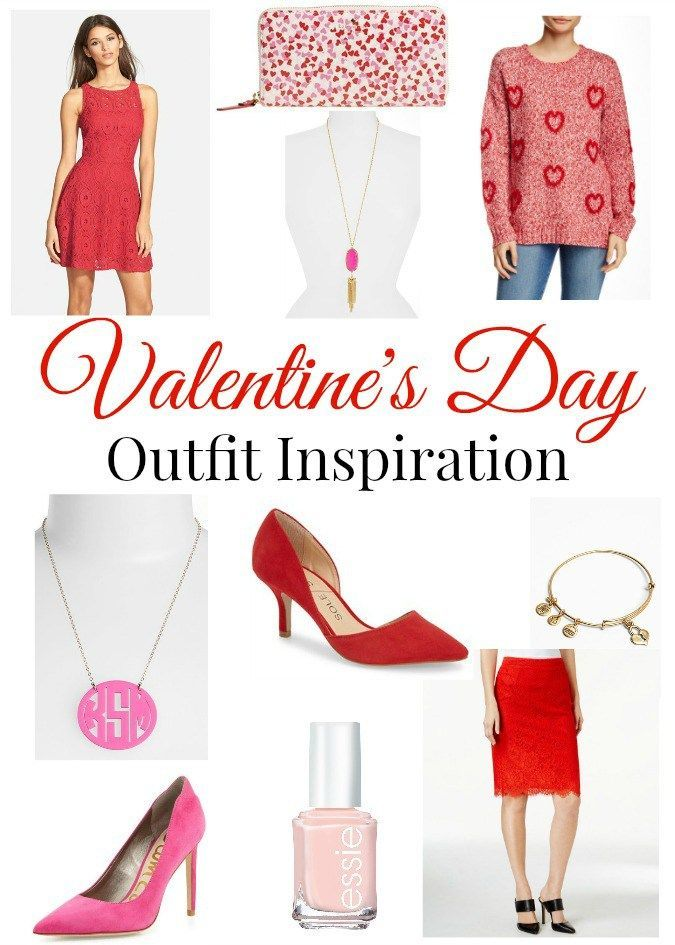 valentine's day ootd tumblr