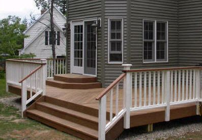 17 Best Images About Deck On Pinterest Decks Lattice