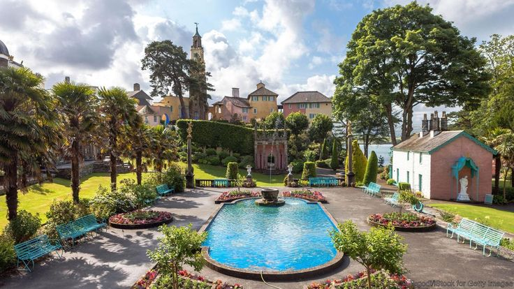 The lifelong project of an eccentric architect, the Welsh village of Portmeirion is eclectic, irreverent, impish – and constantly reinventing itself.