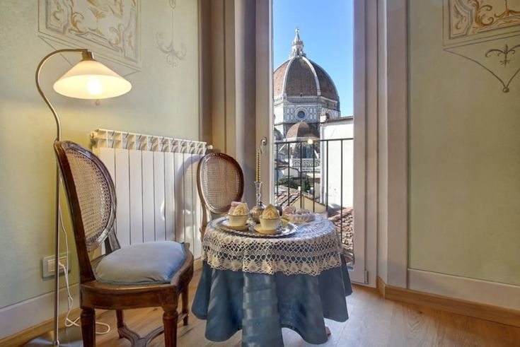 Romantic apartment with Duomo view - Apartments zur Miete in Florenz, Toskana, Italien