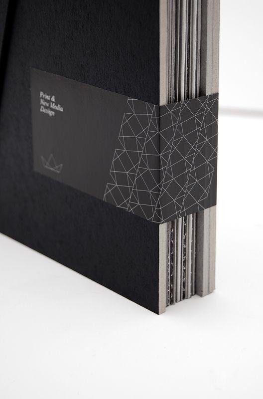 Kalimera Company Profile / hard cover paper containing portfolio's folder