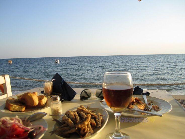 Блюда греческой кухни. Рецепты греческих блюд.